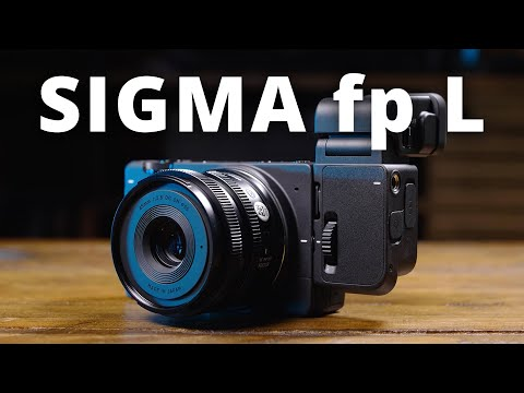 Sigma Announces the fp L High-Resolution 61MP Full-Frame...