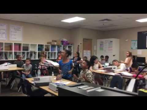 Imagine Tempe Mrs. Caraballo's 4th Grade BeKind Dance Challenge