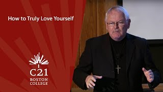 Father Ron Rolheiser, OMI, speaks on how to truly love yourself.