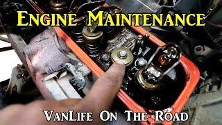 Engine Maintenance - VanLife On the Road