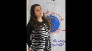 Olgica Dimitrieva - Kao so u moru (Aleksandra Radovic)