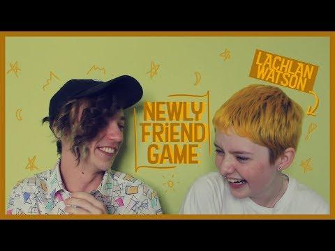 NEWLY FRIEND GAME Ft. Lachlan Watson | ChandlerNWilson