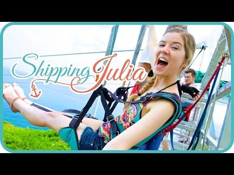 Epic Zipline - Shipping Julia Ep. 3