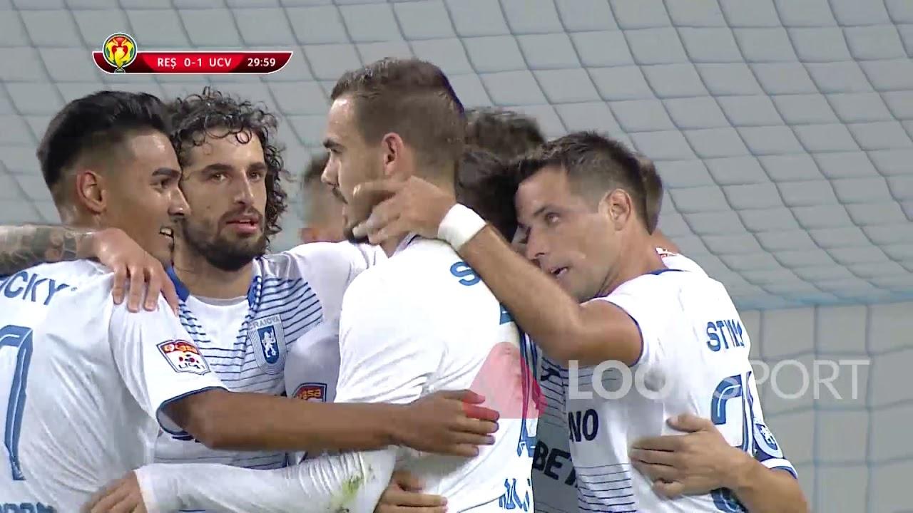 Rezumat: CSM Resita - U Craiova 0-1 Cupa Romaniei 2019-2020