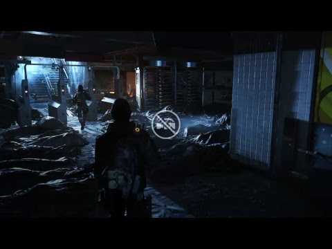 Tom Clancy's The Division 1.8 Resistance  - Bonus* Secret Mission!