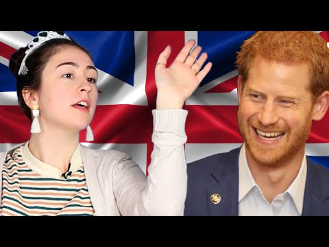 Americans Try To Explain The Royal Family