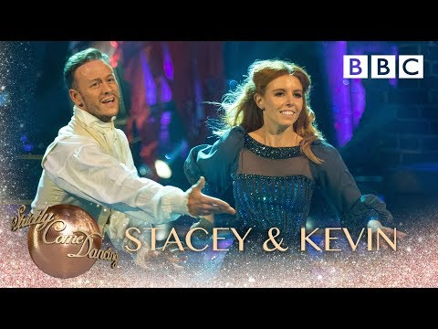 Stacey & Kevin American Smooth to I Dreamed A Dream from Les Miserables - BBC Strictly 2018