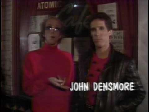 Bob Welch interviews John Densmore of the Doors [Hollywood Heartbeat]