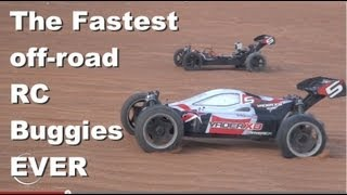 The Fastest off-road RC Buggies in the World - MAVERICK VADER XB