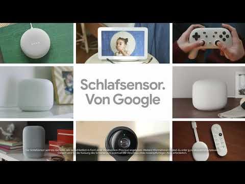 Schlafsensor von Google Nest Hub (2. Generation)