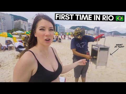 OUR FIRST IMPRESSIONS OF RIO 🇧🇷 TRAVELING TO BRAZIL DURING COVID 19 PANDEMIC | RIO DE JANEIRO