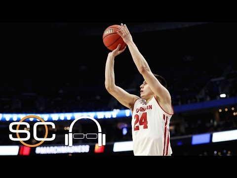 Bronson Koenig Full Interview With Scott Van Pelt | SC With SVP | March 24, 2017