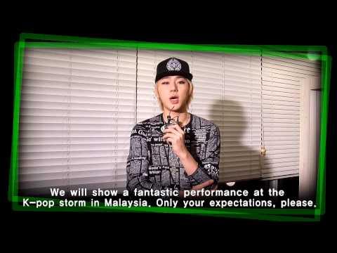 [Block B Cut] WBS Concert K-POP STORM Live In Malaysia