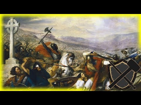 Battle of Tours Prefigured in the Old Testament
