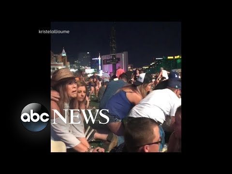 911 calls reveal concertgoers' terror during Las Vegas massacre