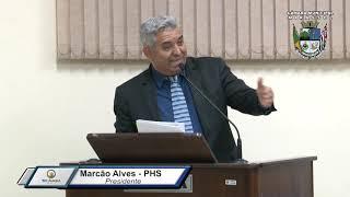 40ª S. Ordinária - Marcão Alves