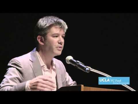 UBER@UCLA: Travis Kalanick (Uber) @ Royce Hall, UCLA
