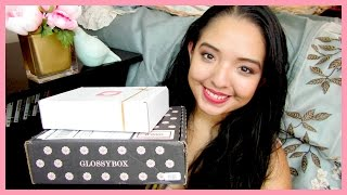 UNBOXING ♡ Glossybox Vs. Boxycharm (August 2014) Thumbnail