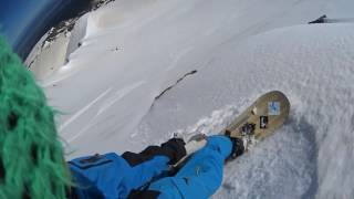 Bulgaria Skiing - Rila lakes Freeride backcountry Bulgaria April