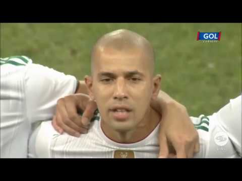Anthem Of Colombia And Algeria (Friendly Match)