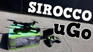 uGo Sirocco - test, recenzja drona z kamerą HD za około 300 zł