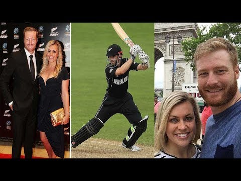 Champions Trophy 2017: Martin Guptills Wife Is A Famous Tv Anchor