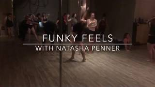 """Funky Feels With Natasha Penner """"Don"""
