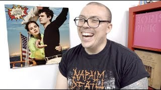 Lana Del Rey - Norman  Fricking  Rockwell! Album Review