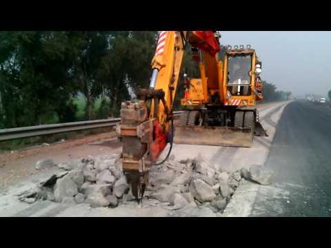 Jack Hammer Excavator By Awais Malik 03034717176