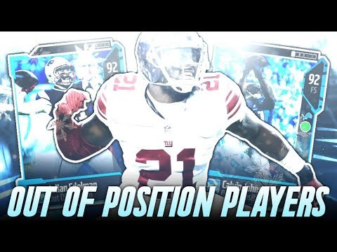 OUT OF POSITION CHRISTMAS PLAYERS! CHRISTMAS PROMO OOP PREDICTIONS! | MADDEN 18 ULTIMATE TEAM