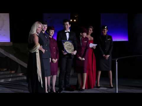 Al Safwa 1st Class Lounge -  2016 Seven Stars Luxury Hospitality and Lifestyle Awards