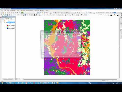 How to add raster or image data?