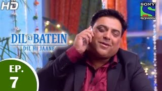 Dil Ki Baatein Dil Hi Jaane - दिल की बातें दिल ही जाने - Episode 7 - 1st April 2015