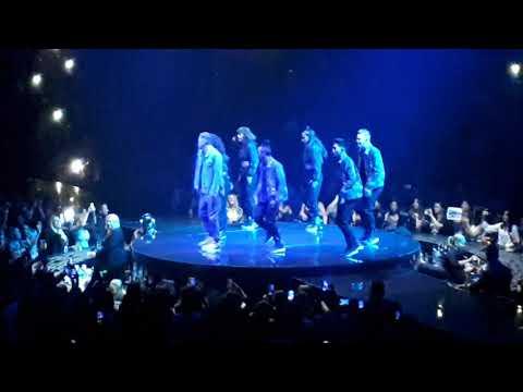 Justin Timberlake - Best Dancing Québec City 2018