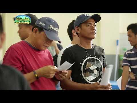 Alagang Magaling S9ep9   The 7th Pha Mc Arthur National Race   Loading