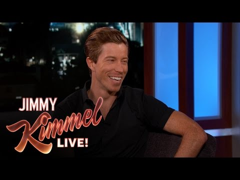 Shaun White on Having Same Heart Condition as Jimmy Kimmel