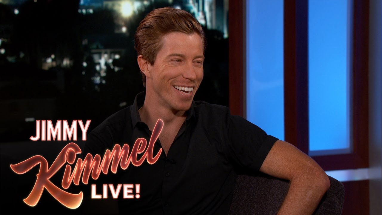 Shaun White On Having Same Heart Condition As Jimmy Kimmels Baby
