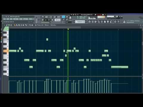 Wild thoughts - DJ Khaled ft. Rihanna, Bryson Tiller (FL Studio Remake)