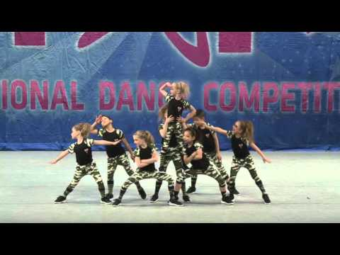 "L.I.K.E. Dance Studio - ""Army Dreamers"" at Kids Artistic Revue in Sydney"