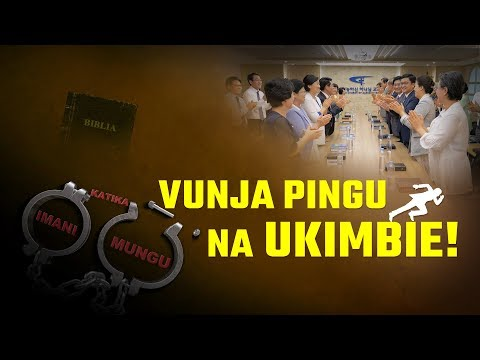 Gospel Movie Video Swahili