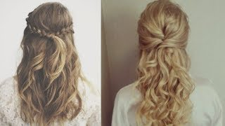 Beautiful hairstyle for Long Hair ★ Hairstyle video tutorial ★ Everyday hairstyles |Part-3