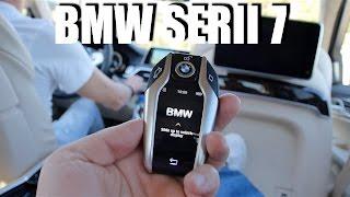 BMW Serii 7 G12 (PL) - test i pierwsza jazda próbna