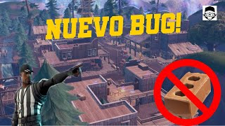 NEW BUG OP! (How to Build In The New Chopped Floors In Fortnite) MonoRGM