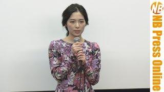 3月24日、映画『見栄を張る』の初日舞台挨拶が渋谷・ユーロスペースで行...