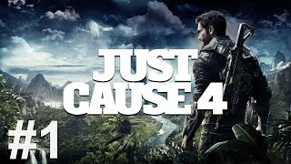 JUST CAUSE 4 Gameplay Walkthrough Part 1 - [1080p HD 60FPS PC MAX SETTINGS] - No Commentary