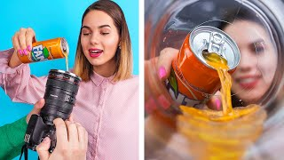 16 Smart Photo Hacks And Creative Ideas