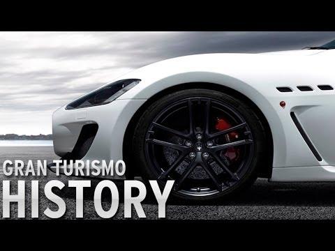 History of - Gran Turismo (1997-2014)
