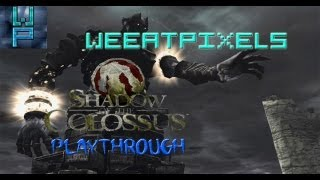 Shadow of the Colossus part 11 eleventh colossus: Celosia Thumbnail