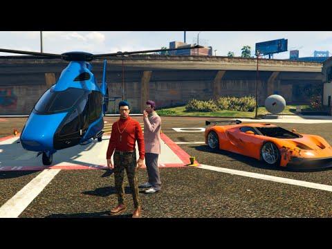 GTA V ONLINE | NUEVA ACTUALIZACIÓN!! BATALLA AÉREA!! #210 - GTA 5 Gameplay