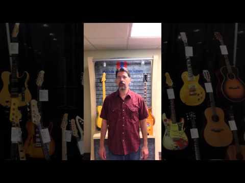 Vintage Guitars Test Drive Contest Dec 2015